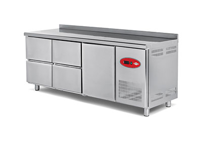 Undercounter Fridges with Drawer